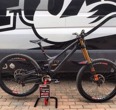 Demo full Carbon with Fox Air Suspension