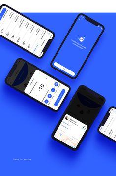 SendMoney – Bank App on Behance - Design Ios App Design, Mobile App Design, Web Design, Mobile App Ui, User Interface Design, Flat Design, Desgin, Mobile Ui Patterns, App Design Inspiration