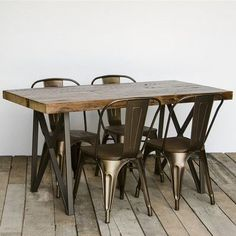 "Urban Wood Goods Monarch Dining Table Top Finish: Antique, Size: 30"" H x 40"" W x 96"" L"