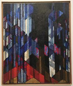 Frantisek Kupka, La Cathédrale 1912-1913 on ArtStack #frantisek-kupka #art