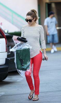 I love love love Lauren Conrad's style!
