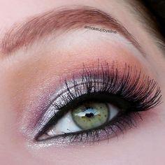 grey&warm tones @makeupbyeline themakeuphotspot.nl