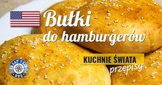 Bułki do hamburgerów stanowią istotny element każdego burgera. W artykule klasyczny przepis na amerykańskie bułki hamburgerowe posypywane sezamem.