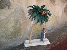 Resultado de imagen para construir palmeras para belenes