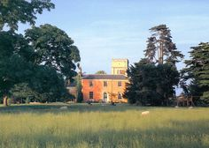 Langar Hall on Pinterest - A small quirky countryside hotel with a very busy restaurant