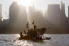 Swoon art boats