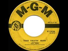 ▶ 1953 HITS ARCHIVE: Your Cheatin' Heart - Joni James (her original version) - YouTube
