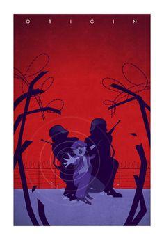 Magneto Origin Poster