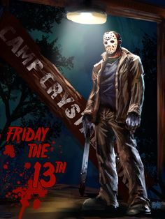 friday the 13th,Jason Voorhees