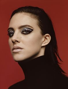 make-up artist lucia pica defines beauty as style and character | i-D Magazine
