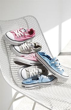 Converse Chuck Taylor® 'Shoreline' Sneaker I want these! Comfy Shoes, Cute Shoes, Me Too Shoes, Casual Shoes, Converse Sneakers, Converse All Star, Converse Chuck Taylor, Converse Girls, Sneaker Heels
