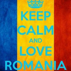 KEEP CALM AND LOVE ROMANIA. Another original poster design created with the Keep Calm-o-matic. Buy this design or create your own original Keep Calm design now. Keep Calm And Love, My Love, Romanian Women, Romanian Language, Keep Calm Posters, Love Culture, Countries Of The World, Funny Quotes, Random Sayings