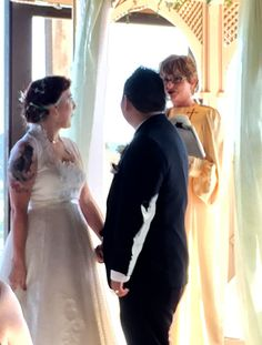 Derek and Staci were united in marriage today by Great Officiants Lisa Smith. It was such a beautiful clear day at The Pomona Valley Mining Company. Got Married, Getting Married, Lisa Smith, Mining Company, Restaurant Wedding, Marriage License, Us Beaches, Price List, Beach Weddings