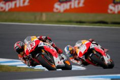 Dani Pedrosa failed to win MotoGP for 8 years. His manager claimed it was the bike's fault. Casey Stoner won in his first year. Then Marquez won in his rookie year. Dani moaned it was Marc's fault. Now he has his ninth season with HRC- by comparison, Nicky Hayden won the World Championship in 2006 (despite Dani's best efforts!) He then had a poor 2007. Honda sacked him the following year for failing to get the results expected of an HRC rider... er, what?