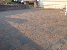 600+ square foot outdoor living space in South Hanover by Ryan's Landscaping Hanover's premiere patio pros.