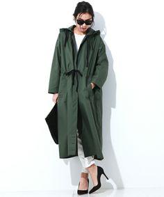 【CLANE】OVER LONG MODS COAT/モッズコート/スプリングコート(テーラードジャケット)|CLANE(クラネ)のファッション通販 - ZOZOTOWN