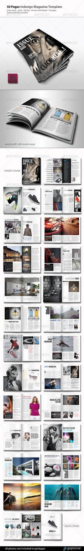 Traveler Magazine Indesign Template | Indesign templates, Print ...