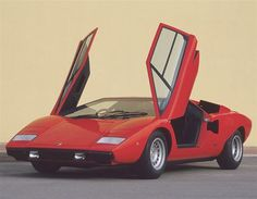 La historia de Lamborghini en imágenes (© MagicCarPics)