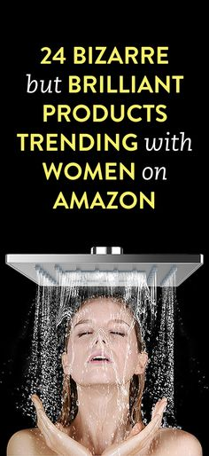 24 Bizarre But Brilliant Products Trending With Women on Amazon