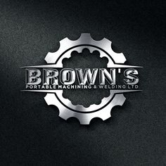 """Create an eye catching logo for a Portable Machining Company by """"lucky design"""""""
