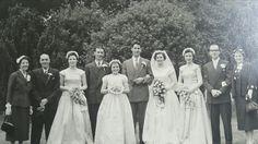 Doreen & Bill's wedding