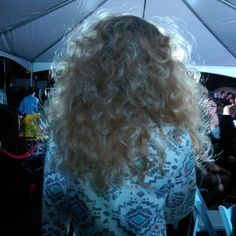 Runway Report: Rock 'N' Roll at Foxbait for LA Fashion Week La Fashion Week, Penny Lane, Natural Curls, Lip Colors, Rock N Roll, Rolls, Runway, Dreadlocks, Waves