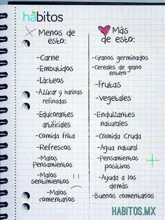 #hábitosmx #hábitos #salud #health