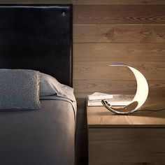 Curl Table Lamp by Luceplan at Lumens.com