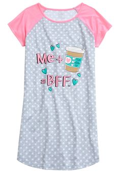 BFF Latte Nightgown