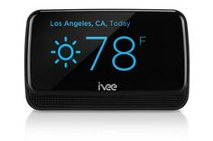 ivee - Wi-Fi Voice-Activated Assistant. Set-up in Minutes. Controls Wi-Fi Devices, answers questions, and responds to commands.