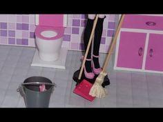 Como fazer mala de viagem para Barbie (atualizada),´´ sorteio realizado``! - YouTube