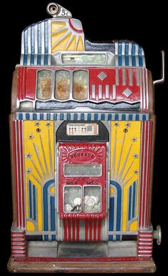 vintage slotmachines - Google Search