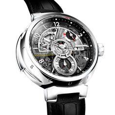 Louis Vuitton Tambour Répétition Minutes