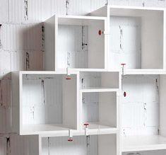 26 Modular Storage Cube Systems – Vurni