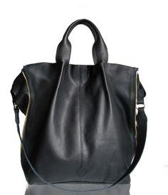 GALAXY ZIPPER BAG BLACK Zipper Bags, Bucket Bag, Black, Black People