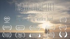 Twenty Eight Feet: life on a little wooden boat // A short documentary about David Welsford, who has given up the luxuries of land in search for happiness and adventure on a 50 year old wooden boat he restored from a scrap heap. Featuring music from Bahamas, Acres & Acres and Ben Howard!