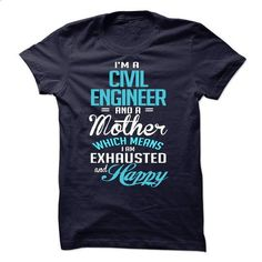 Im A/An CIVIL ENGINEER - #clothing #sweats. PURCHASE NOW => https://www.sunfrog.com/LifeStyle/Im-AAn-CIVIL-ENGINEER-57965820-Guys.html?60505