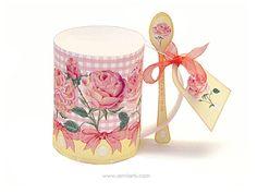 Anni Arts June Birth Flower and Gem Printable Crafts