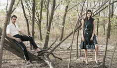 SPRING-SUMMER 2014 – Photographer PIETER HUGO : Shoot location New Jersey   Bottega Veneta 'Collaborations'