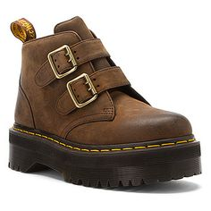 Dr Martens Devon 2-Strap Ankle Boot found at #OnlineShoes