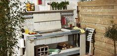 Buitenkeuken maken? Stap voor stap uitgelegd ✓ Vakkundig klusadvies & doe-het-zelf tips ✓ Stel een vraag of deel jouw klus
