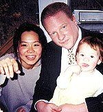 Today, on the 11th Anniversary of 9/11 please take a few moments to remember and honor Sue, Peter and Christine Hanson, killed on United Flight 175 when it crashed into the World Trade Center. Only 2 years old and on her way to Disneyland, Christine was the youngest victim of 9/11. Their story can be found on my blog: http://wizardfkap.blogspot.com/2012/09/honoring-memory-of-peter-sue-and.html