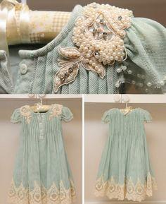 Hoje vou casar assim: Fiquei encantada com este vestido para meninas
