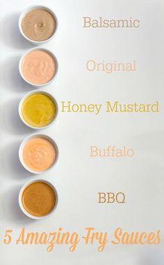 5 Amazing Fry Sauce Recipes