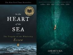 """""""In The Heart of the Sea"""" by Nathaniel Philbrick"""