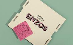 Enzo's on Behance