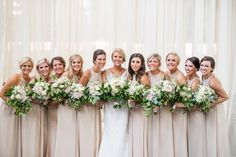Coordinated by Mabry Events  Florist: Chuck Milne Events  Photo Credit:  http://www.charlieandmorganphotography.com/