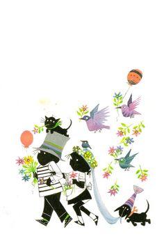 My childhood: Jip & Janneke by Fiep Westendorp.
