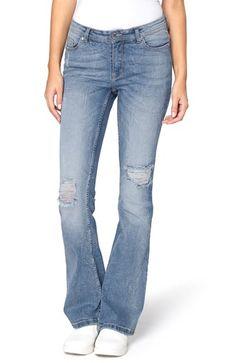 Cool Happy Holly Jeans Annika Medium denim Happy Holly Underdele til Outlet til enhver anledning