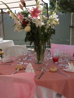 de Romantisme de Marie & Nicolas sur des tons poudrés de rose et de ... Accessoires pour réussir votre mariage sur http://yesidomariage.com